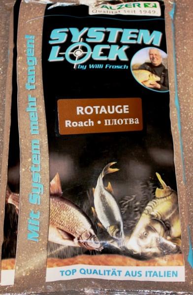 Balzer Willi Frosch System Lock Wolkenbildung 1000g 1kg Futter Lockfutter NEW